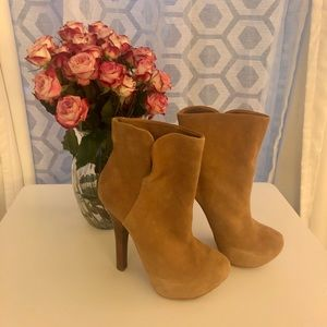 Bebe high heel short boots/ankle boots